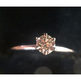 2581e63f3ef3b Anel Noivado Tiffany - Anéis com o melhor preço no Mercado Livre Brasil