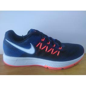 Tenis Nike Zoom Vomero 10 Azul Marino/ Negro Caballero