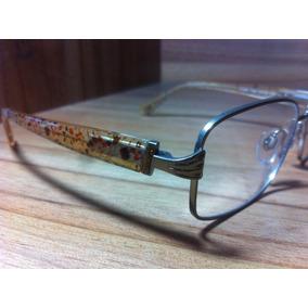 Armação De Oculos Luxottica - Óculos no Mercado Livre Brasil bbe5b30397