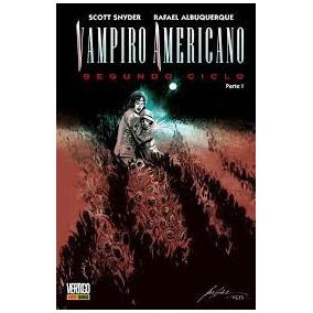 Vampiro Americano Seg Ciclo 1