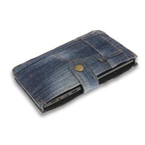 Case Jeans Leadership Para Tablet Até 7 0548 Mania Virtual
