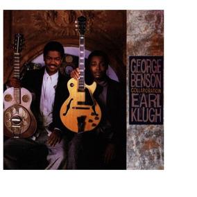 Cd George Benson Earl Klugh - Collaboration - 1987