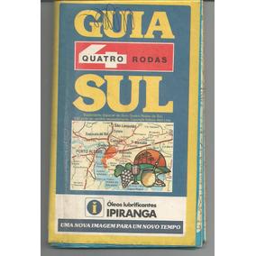 Guia Quatro Rodas Antigo.