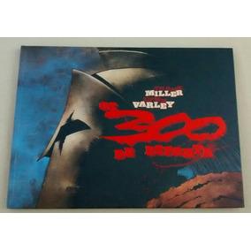 Os 300 De Esparta Frank Miller Capa Dura Luxo Devir Novo