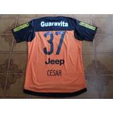 d0787e0210 Camisa De Goleiro Flamengo Julio Cesar - Futebol no Mercado Livre Brasil
