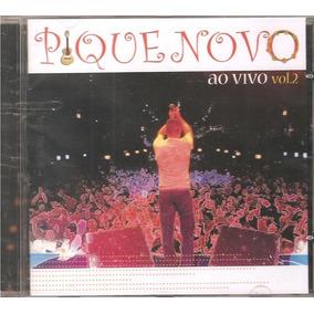 Cd Pique Novo - Ao Vivo Vol.2 -c/ Arlindo Cruz E Belo -novo