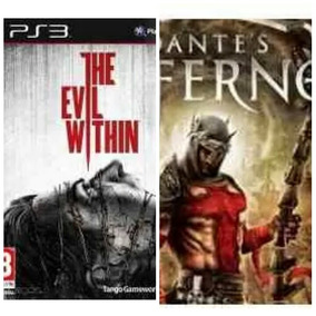 The Evil Within+ Dantes Infernos Ps3(contapsn)
