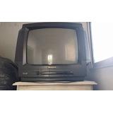 Tv Philips 20 Pulgadas Con Control Remoto