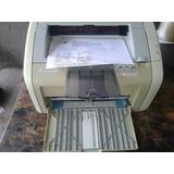 Impressora Hp Laserjet 1020 Completa
