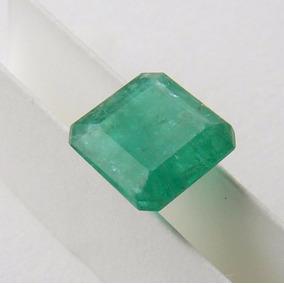 Esmeralda Natural Pedra Preciosa Natural 8.6 X 8.6 Mm 3200