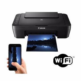 Impressora Wirelles Multifuncional Mg3010 Canon Sem Cartucho