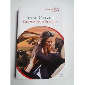 livro fantasia nada secreta de anne oliver