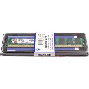 Memoria 2gb Ddr2 800 Kingston Compatible 667 / 533 Nuevas