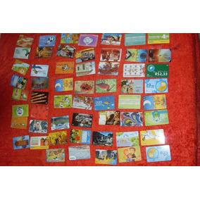 6.000 Cartões Telefônicos Do Brasil - 1.994 A 2.006.