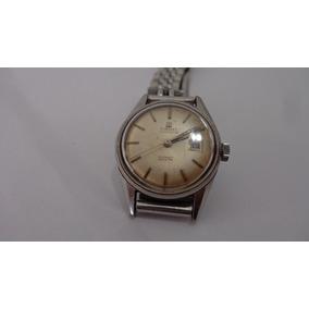 be417c2e249 Relógio De Pulso Feminino Antigo Suiço Tissot Automático .