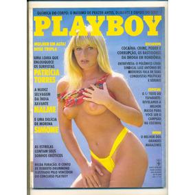 *sll* Revista Playboy N. 195 - Patricia Torres - Outubro1991
