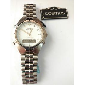 7f32aad9a41 Relógio Cosmos no Mercado Livre Brasil