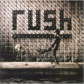 Cd Rush Roll The Bones 1991 Nacional Remaster