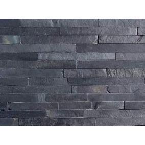 Piedra Natural Black 15x60 Caja, Cerámicas Castro