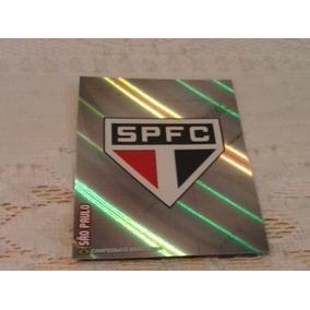 Card: Campeonato Brasileiro - 2014 - Escudo Do Sao Paulo