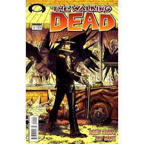 The Walking Dead Hq 169 Edições + Hq Here
