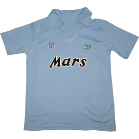 Camiseta Napoli Mars - Camisetas en Mercado Libre Argentina 73ce921776648