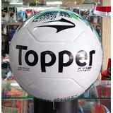 e775df8182 Bolas Futebol Campo Topper Kv Carbon - Esportes e Fitness no Mercado ...