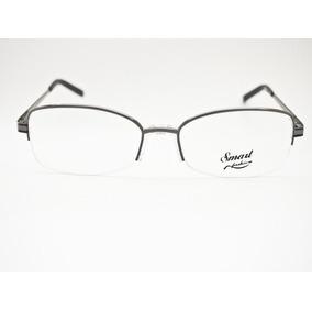 Armação Para Óculos Smart 1173 Feminina Com Ponte Anatômica 770493689c