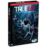 Dvd Série True Blood 3a Temporada Lacrado 5 Discos