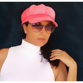 Boina Gorro Chapeu Cap Feminina - Acessórios da Moda no Mercado ... 517d35a088f