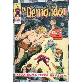 O Demolidor - Ebal - Número 11 - Edição Rara