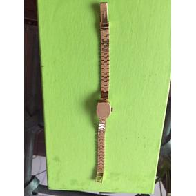 Reloj Longines Wittnauer 18 K Dama