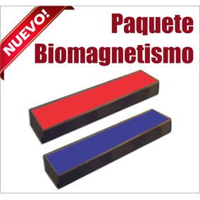 Paquete De Imanes Para Biomagnetismo, Par Biomagnetico