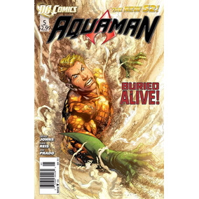 Dc Aquaman - The New 52 - Volume 5