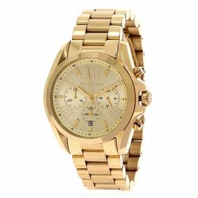 b31b6a9864e Relógio Michael Kors Mk5605 Original Promoção Frete Grátis