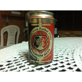 Latinha De Cerveja Clube Santa Cruz 1995