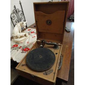 Tocadisco Fonografo Vitrola