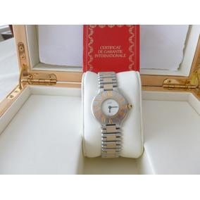 Reloj Cartier Must Siglo 21 Dama