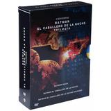 Batman Trilogia Caballero De La Noche 1 2 3 Dark Knight Dvd