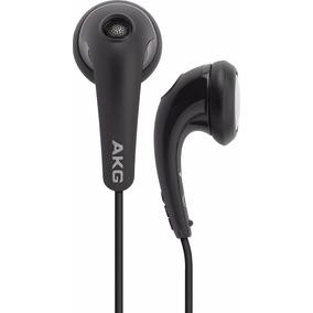Audífonos Akg Y15, In Ear Negro