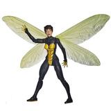 Figura Marvel Legends Wasp La Avispa Multiarticulado Hasbro