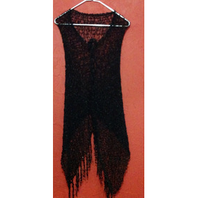 Pashmina Chal Chalina Pareo Ponchos Crochet Calados C397