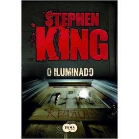 O Iluminado Stephen King Livro Suspense Frete 12 Reais