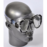 Kit 02 Mascaras De Mergulho Hoover Scuba M-248 Profissional