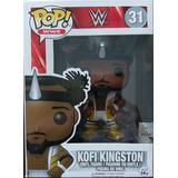Kofi Kingston 31 Funko Pop Wwe