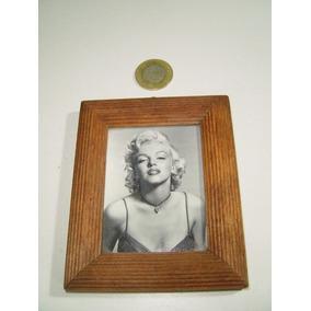 Cuadro Decoración Cuadrito Marylin Monroe Foto