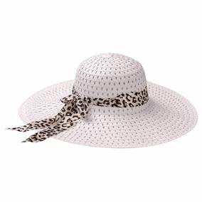 Sombrero De Paja Ala Ancha - Ropa y Accesorios en Mercado Libre Perú 4982a591682