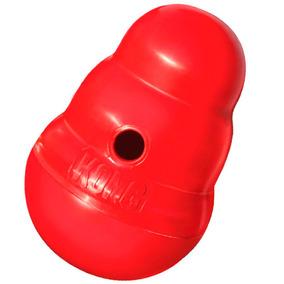 Brinquedo Interativo Para Cães Kong Wobbler Large Pw1