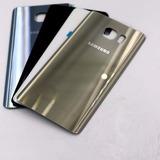 Tapa Trasera Samsung S7 Y S7 Edge Repuesto Heredia