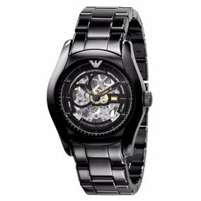 81a751c0172 Emporio Armani Ar 1414 Black Esportivo Masculino - Relógios De Pulso ...